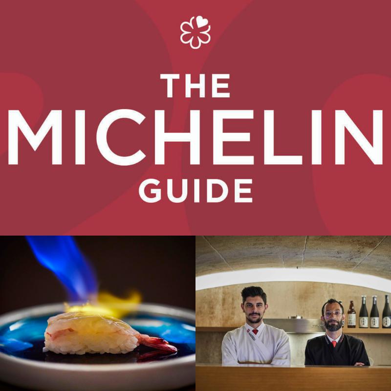 Kairiku, en la Guia Michelin 2019