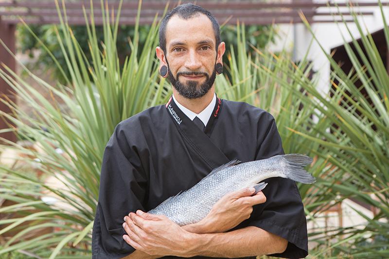 Entrevista al chef Cesar león - restaurante japonés en mallorca